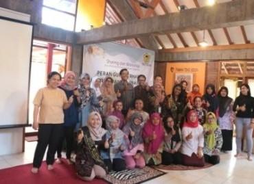 "Kegiatan Museum Taman Tino Sidin ""Sharing dan Workshop Guru PAUD dan TK DIY"""